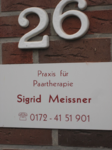Praxisschild-Paartherapie-Sigrid Meissner